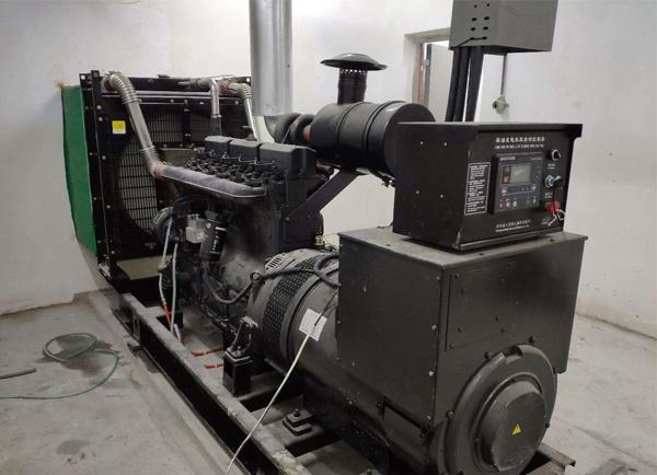 燃气发电机组回火故障维修