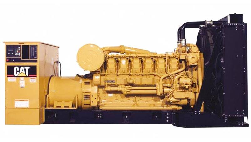柴油发电机组需要注意外部卫生的清洁